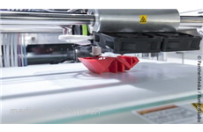 Researchers 3D print biomedical parts with supersonic speed
