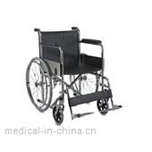 AGST009 Steel Wheelchair